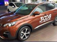 Bán xe Peugeot 3008 đời 2018 màu cam, mới 100% giá tốt nhất khu vực Đồng Nai giá 1 tỷ 199 tr tại Đồng Nai