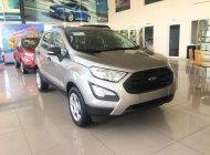Bán xe Ford Ecosport Ambiente SX 2018 giá vốn nhà máy, cam kết tặng gói PK 20tr. Hỗ trợ NH LS 7.6%/năm giá 525 triệu tại Bình Dương