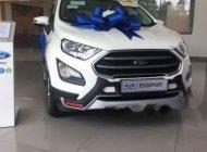 Bán Ford EcoSport năm sản xuất 2018, màu trắng, nhập khẩu nguyên chiếc, giá chỉ 545 triệu giá 545 triệu tại Bình Dương