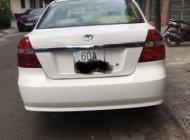 Bán Daewoo Gentra đời 2007, màu trắng số sàn, giá tốt giá 160 triệu tại Đồng Nai