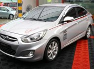 Cần bán Hyundai Accent 1.6 năm 2010, màu bạc, xe nhập giá 420 triệu tại Hà Nội