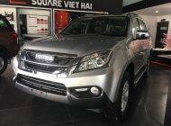 Cần bán xe Isuzu MU-X 2.5L 4x2 AT đời 2016, màu bạc, nhập khẩu Thái giá 825 triệu tại Hà Nội