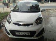 Cần bán xe Kia Morning đời 2014, màu trắng giá cạnh tranh giá 238 triệu tại Nghệ An