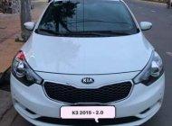 Cần bán xe Kia K3 2.0 AT đời 2015, màu trắng như mới giá cạnh tranh giá 545 triệu tại Hậu Giang