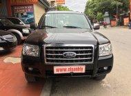 Cần bán lại xe Ford Everest sản xuất năm 2008, màu đen giá 365 triệu tại Phú Thọ