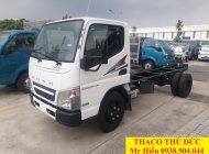 Bán xe tải Mitsubishi Canter 4.99 new 2018, xe tải Mitsubishi 2T2 giá 597 triệu tại Tp.HCM