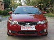 Cần bán gấp Kia Cerato sản xuất 2010, màu đỏ, nhập khẩu, giá tốt giá 405 triệu tại Thái Nguyên