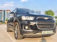Bán ô tô Chevrolet Captiva đời 2016, màu đen còn mới giá 685 triệu tại Hà Nội