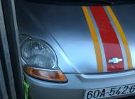 Cần bán lại xe Chevrolet Spark sản xuất 2009, giá chỉ 116 triệu giá 116 triệu tại Đồng Nai