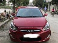 Cần bán xe Hyundai Accent đời 2011, màu đỏ, nhập khẩu nguyên chiếc chính chủ  giá 400 triệu tại Hà Nội