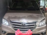 Cần bán xe Toyota Innova đời 2015, màu nâu, giá 520tr giá 520 triệu tại Hậu Giang
