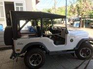 Bán Jeep CJ năm sản xuất 1980, màu trắng, nhập khẩu, giá 160tr giá 160 triệu tại Bình Thuận