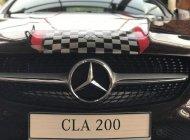 Cần bán xe Mercedes CLA200 đời 2018, màu nâu, xe nhập giá 1 tỷ 420 tr tại Tp.HCM