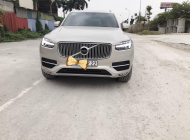 Cần bán Volvo XC90 sản xuất năm 2017 như mới giá 4 tỷ 150 tr tại Hà Nội