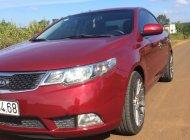 Cần bán xe Kia Forte EX 1.6 MT 2011, màu đỏ số sàn, giá chỉ 349 triệu giá 349 triệu tại Gia Lai