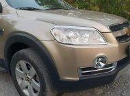 Bán xe Chevrolet Captiva LTZ 2.4 AT đời 2007, màu vàng, xe gia đình giá 318 triệu tại Đồng Tháp