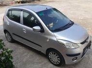 Bán Hyundai i10 1.1 MT đời 2008, màu bạc, nhập khẩu nguyên chiếc giá 175 triệu tại Ninh Bình