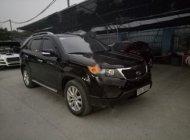 Bán xe Kia Sorento sản xuất năm 2012, màu đen, xe nhập giá 565 triệu tại Hà Nội