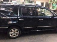 Cần bán lại xe Nissan Grand livina đời 2011, màu đen, nhập khẩu, 255tr giá 255 triệu tại Tp.HCM