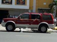 Bán xe Ford Everest sản xuất 2005, màu đỏ, nhập khẩu giá 295 triệu tại Tp.HCM
