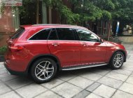 Bán Mercedes GLC 300 4Matic năm sản xuất 2018, màu đỏ giá 2 tỷ 209 tr tại Hà Nội