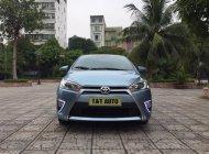Cần bán gấp Toyota Yaris năm 2017 màu xanh lam, 655 triệu, xe nhập giá 655 triệu tại Hà Nội