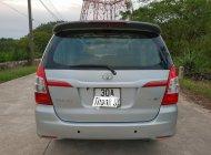 Cần bán Toyota Innova đời 2014, màu bạc giá 575 triệu tại Hà Nội