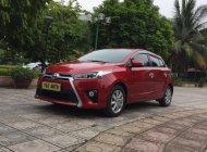 Cần bán lại xe Toyota Yaris sản xuất 2015 màu đỏ, giá tốt nhập khẩu giá 590 triệu tại Hà Nội