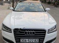 Bán xe Audi A8 năm 2015, màu trắng, nhập khẩu nguyên chiếc giá 3 tỷ 300 tr tại Hà Nội