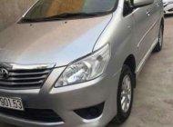 Bán Toyota Innova đời 2013, màu bạc, xe nhập giá 495 triệu tại Tp.HCM