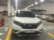 Cần bán lại xe Honda CR V 2.4 TG SX 2017, giá TL giá 1 tỷ 50 tr tại Hà Nội