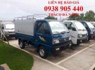Giá bán xe tải Thaco 900kg thùng mui bạt. Hỗ trợ trả góp tại TP Đà Nẵng giá 170 triệu tại Đà Nẵng
