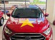 Bán xe Ford EcoSport 1.5L Titanium sản xuất 2018, màu đỏ giá 630 triệu tại Tp.HCM