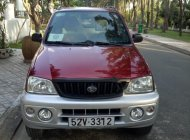 Bán Daihatsu Terios 1.3 4x4 MT đời 2003, màu đỏ, giá tốt giá 250 triệu tại Tp.HCM
