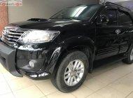 Cần bán gấp Toyota Fortuner 2.5G đời 2013, màu đen như mới, giá tốt giá 788 triệu tại Hà Nội