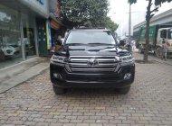 Cần bán xe Toyota Land Cruiser V8 5.7 nhập Mỹ 2017, màu đen, nhập khẩu nguyên chiếc giá 7 tỷ 168 tr tại Hà Nội
