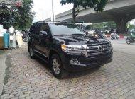 Bán Toyota Land Cruiser V8 5.7 2016, màu đen, nhập khẩu giá 7 tỷ 114 tr tại Hà Nội