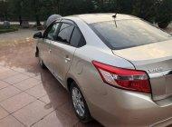 Bán lại xe Toyota Vios sản xuất năm 2014, màu vàng, chính chủ  giá 480 triệu tại Hà Nội