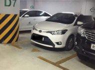 Chính chủ bán Toyota Vios đời 2016, màu trắng  giá 450 triệu tại Tp.HCM