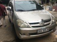 Cần bán xe Toyota Innova G đời 2008, màu bạc, chính chủ, giá tốt giá 320 triệu tại Hòa Bình