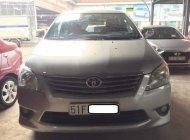 Bán xe Toyota Innova sản xuất năm 2013, màu bạc, giá cạnh tranh giá 516 triệu tại Tp.HCM