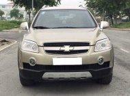 Cần bán Chevrolet Captiva 2007, màu vàng giá 320 triệu tại Tp.HCM