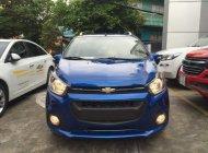 Bán xe Chevrolet Spark đời 2018, màu xanh lam, nhập khẩu nguyên chiếc giá 299 triệu tại Đồng Nai