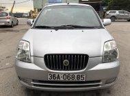 Cần bán xe Kia Morning SLX 1.0 AT 2007, màu bạc, Nhập khẩu Hàn Quốc, số tự động  giá 160 triệu tại Hải Phòng