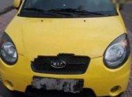 Bán Kia Morning SLX 1.0 AT đời 2008, màu vàng, giá 225tr giá 225 triệu tại Hà Nội