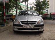 Bán gấp Hyundai Getz 1.1 MT sản xuất 2010, màu bạc, nhập khẩu giá 230 triệu tại Hà Nội
