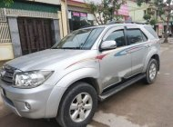 Cần bán Toyota Fortuner G MT sản xuất năm 2012, màu bạc, giá chỉ 670 triệu giá 670 triệu tại Nghệ An