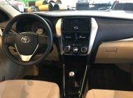 Cần bán xe Toyota Vios 1.5E MT đời 2018, màu bạc, giá 516tr giá 516 triệu tại Tp.HCM