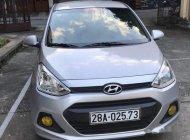 Chính chủ bán Hyundai Grand i10 đời 2016, màu bạc, nhập khẩu  giá 350 triệu tại Hà Nội