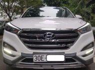 Bán Hyundai Tucson 2.4 AT Limited 2015, màu trắng, nhập khẩu giá 830 triệu tại Hà Nội